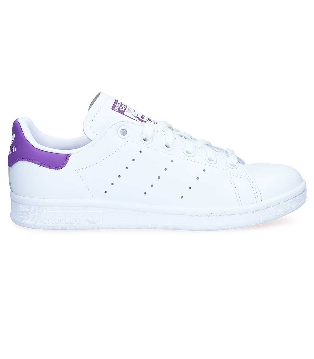 sneakers femme adidas violette