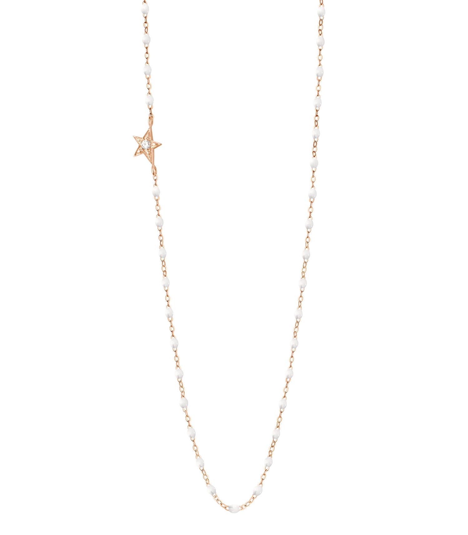 collier perle de resine