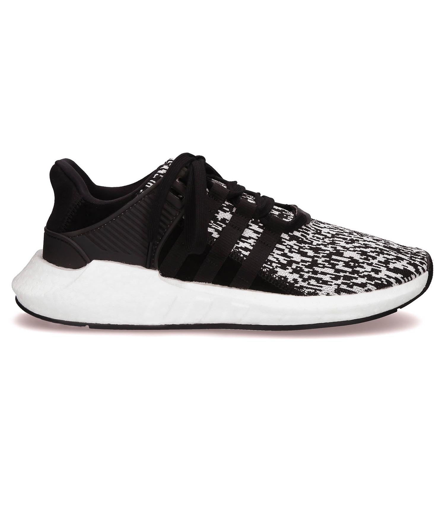 Sneakers EQT Support 93/17 Noir/Blanc adidas Originals - Jane de Boy