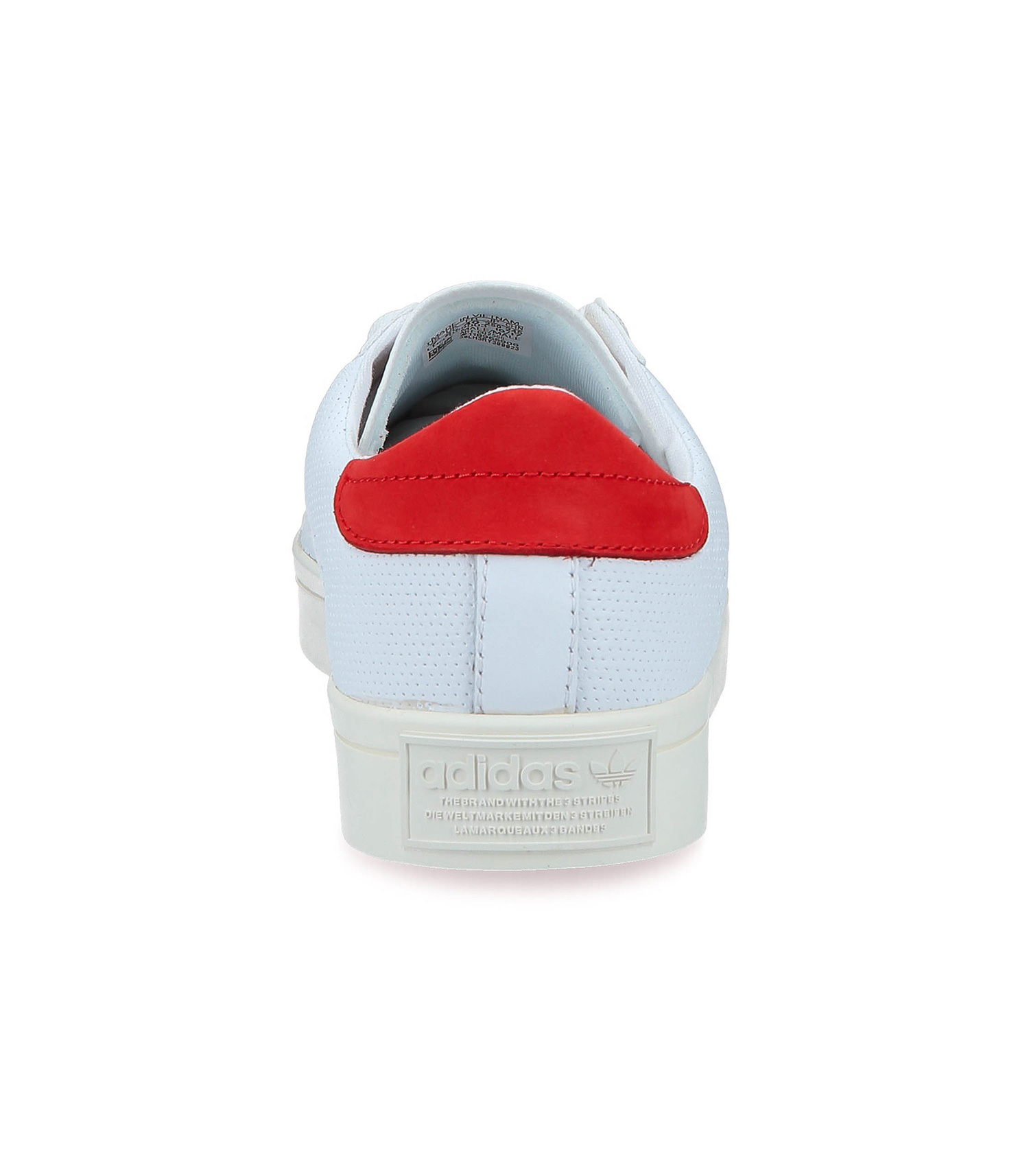 Sneakers Court Vantage BlancRouge adidas Originals Jane