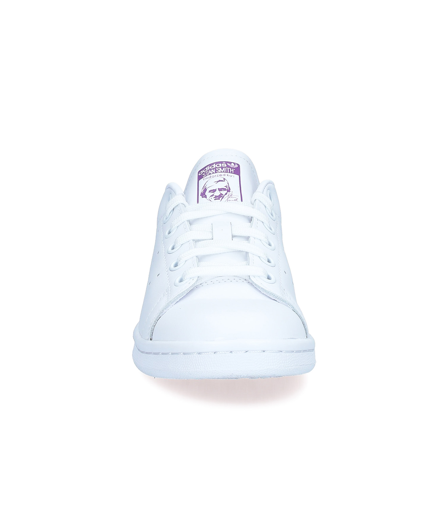 Sneakers Stan Smith BlancViolet