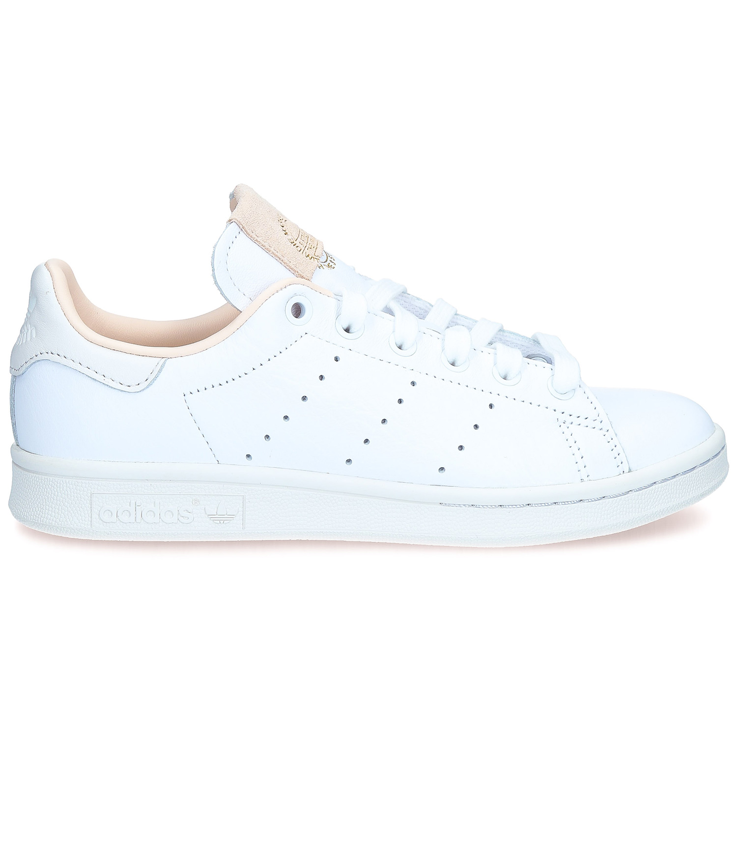Sneakers Stan Smith BlancNude